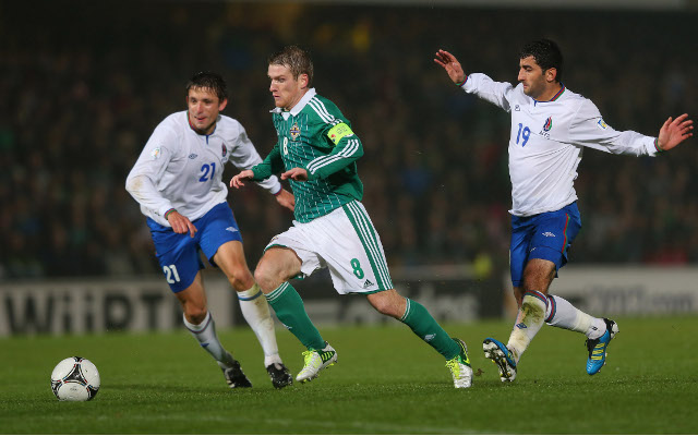 Private: Azerbaijan v Northern Ireland: Group F World Cup qualifier preview and live streaming