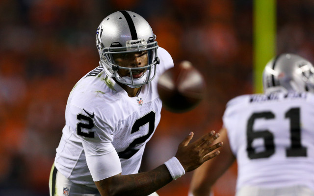 Terrelle Pryor to start for Oakland against San Diego