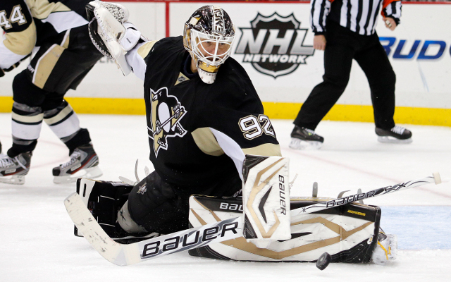 Pittsburgh lose goaltender for up to six month due to blood clot