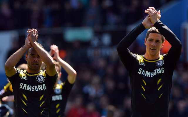 Chelsea team news: Torres and Cole struggling to make Cardiff City clash