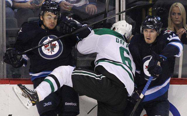 (Video) NHL top 10 big hits of the week