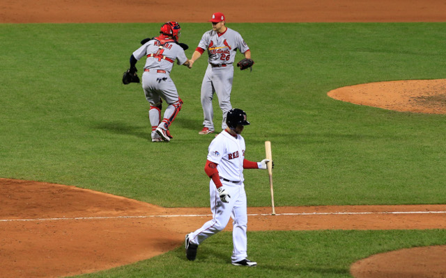 St Louis Cardinals v Boston Red Sox: preview, live streaming, game three