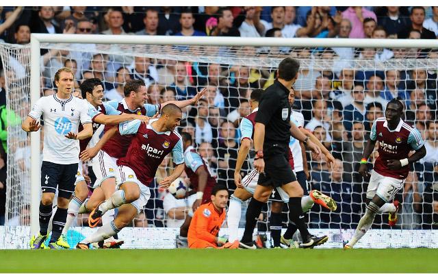 (Video) Tottenham 0-3 West Ham: Premier League match report and highlights