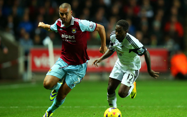 Swansea City 0-0 West Ham United: Premier League match report and highlights