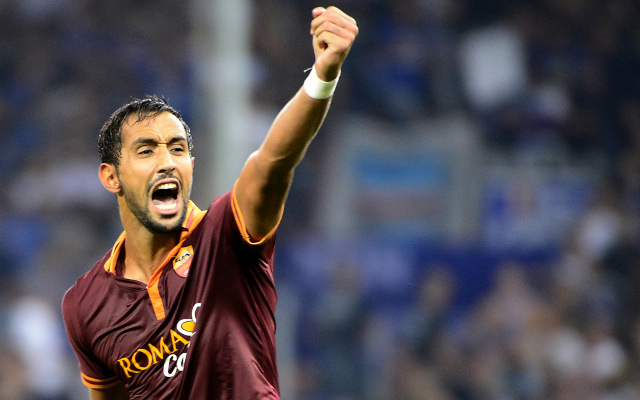 AS Roma Mehdi Benatia