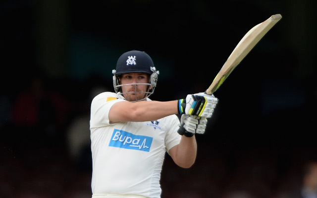 Aaron Finch slays England attack for quick-fire half century
