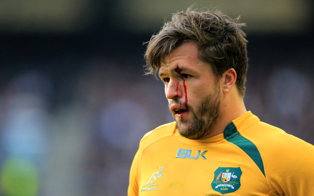 (Video) Adam Ashley-Cooper draws level with David Campese! Legendary winger scores try for Australia v New Zealand