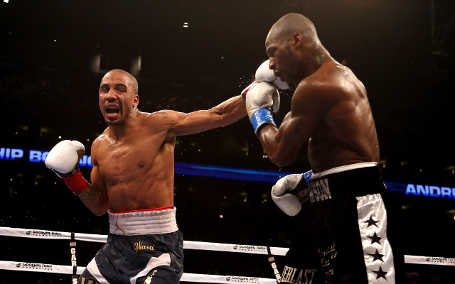 Andre Ward set to Edwin Rodriguez in his next fight