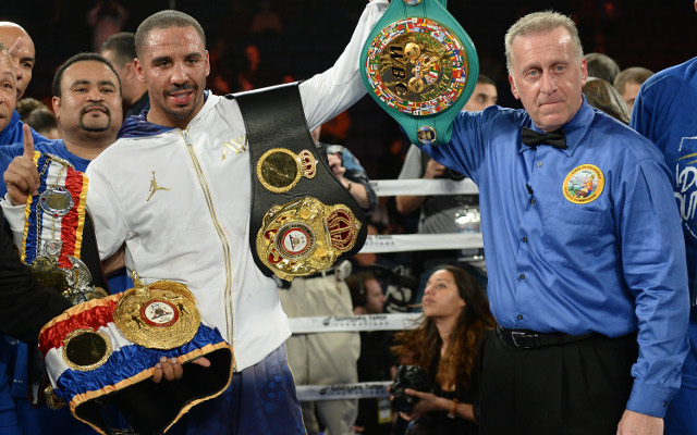 Andre Ward retains WBA title with unanimous decision over Edwin Rodriguez