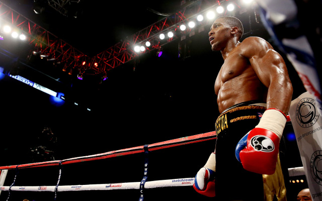 (Video) Boxing highlights: Anthony Joshua seals knockout win against Raphael Zumbano Love