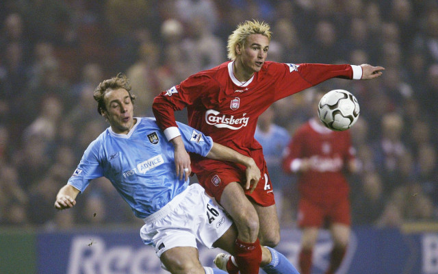 Antonhy Le Tallec Liverpool