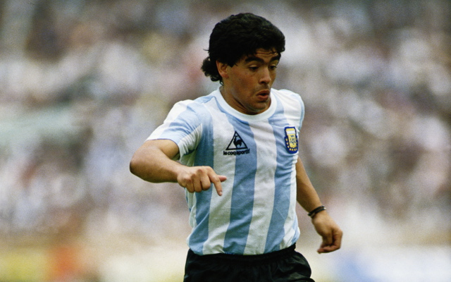 Diego Maradona opens fire on FIFA and Sepp Blatter