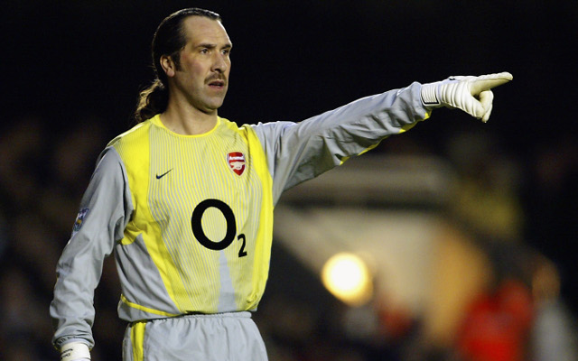 Arsenal David Seaman