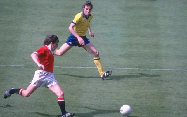 Arsenal v Manchester United 1979