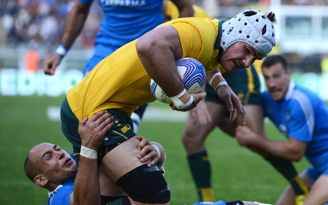 Wallabies already eying off their next challenge against Ireland