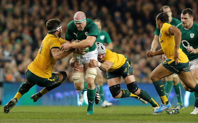 Wallabies captain hails win over Ireland as best yet this year