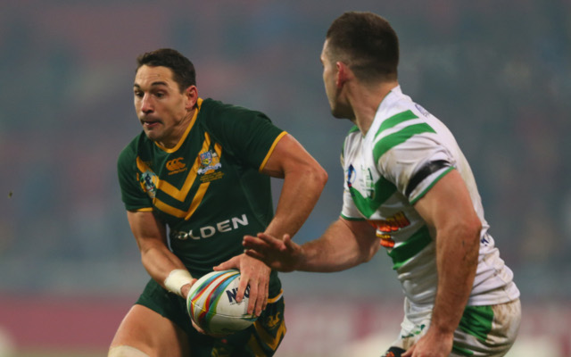 Billy Slater arrested by police at Rugby League World Cup