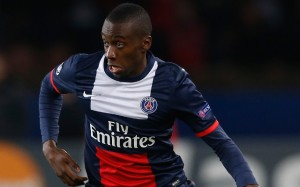 Blaise Matuidi PSG Paris Saint-Germain