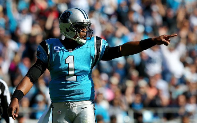 REPORT: Panthers quarterback Cam Newton will not play against Buccaneers