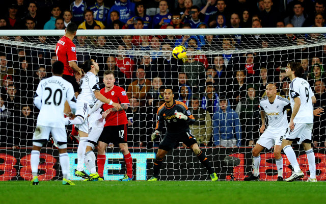 Cardiff City 1-0 Swansea City: Premier League highlights and match report from Welsh derby