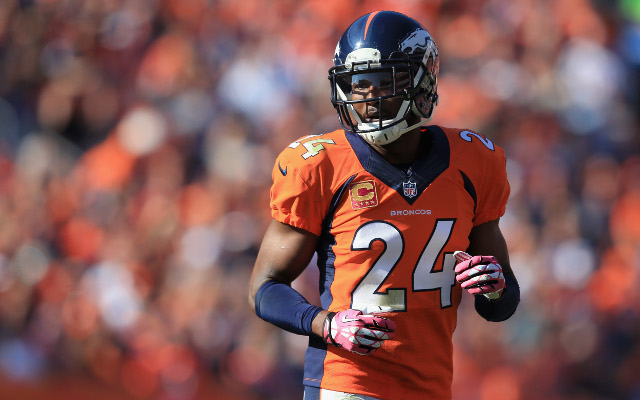 Denver Broncos' Champ Bailey to miss sixth week due to foot injury