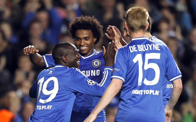 Chelsea's Willian & Ba included in 10 deadliest subs in Premier League this term