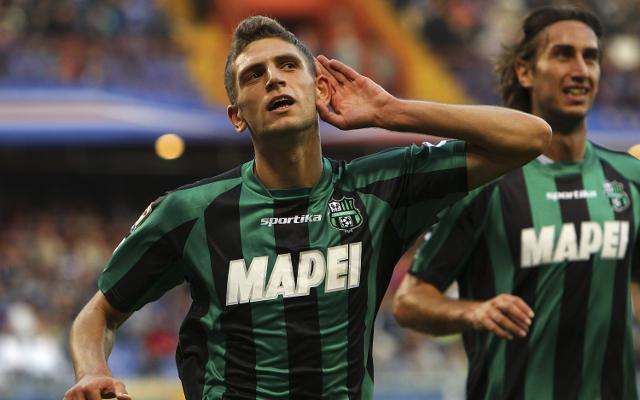 Sassuolo defender says team-mate is a 'phenomenon'