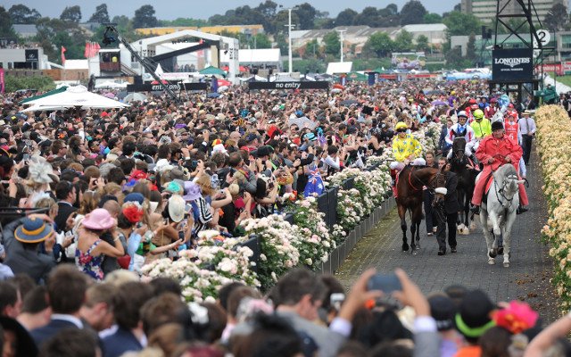 Melbourne Cup field declared and barrier draw held