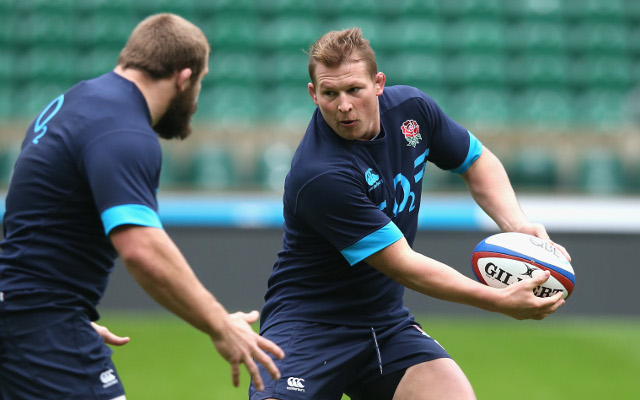 Dylan Hartley hoping for a crack at the New Zealand pack