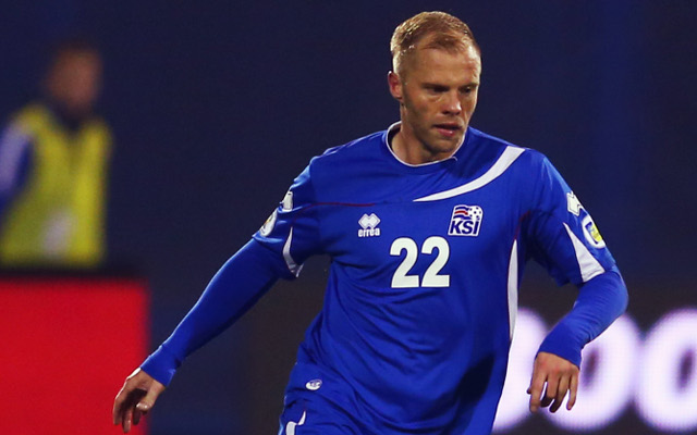 (Video) Former Chelsea star Eidur Gudjohnsen cries after final match for Iceland