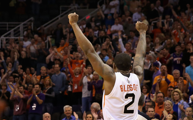 (Video) NBA round-up: Eric Bledsoe and the Phoenix Suns stun the Houston Rockets