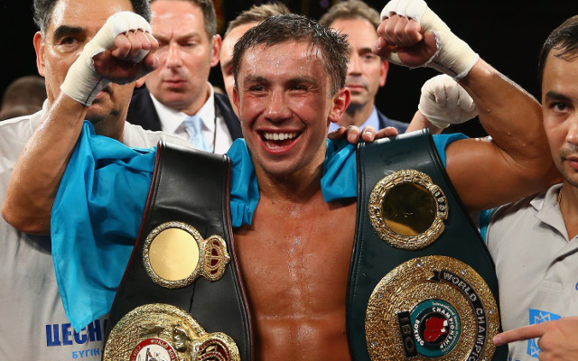 Boxing news: Gennady Golovkin ready for 'biggest test' against David Lemieux (video)