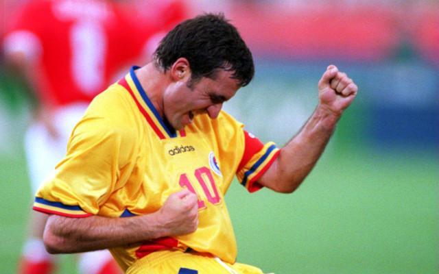Gheorghe Hagi Romania
