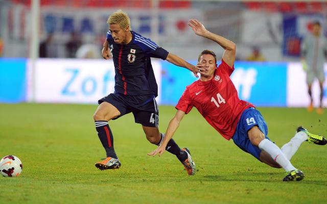 World Cup 2014: Cool comfort for Japan as Blue Samarai escape heat in Brazil