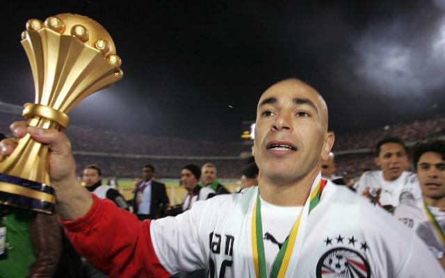 Hossam Hassan Egypt