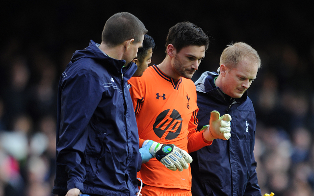 Tottenham's Lloris suffers head injury against Everton and plays on – Twitter reacts