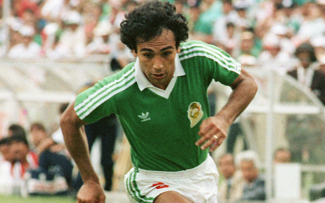 Hugo Sanchez Mexico