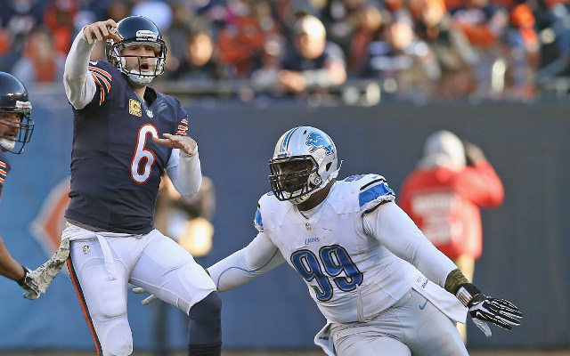 Detroit Lions down Chicago who lose Jay Cutler to injury