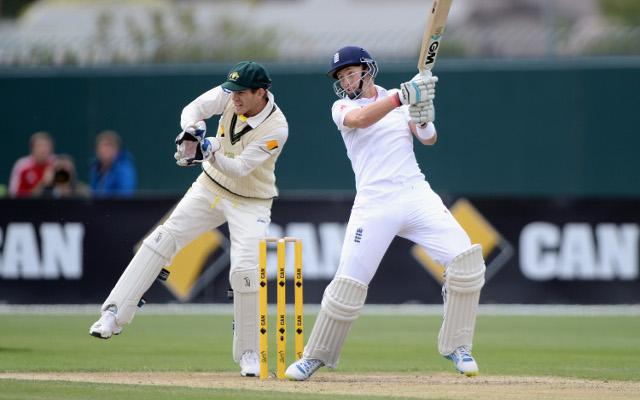 England declare in rain-marred Ashes tour match in Tasmania