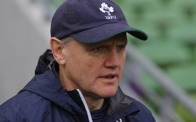 Ireland coach says his side will bounce back after loss to Wallabies