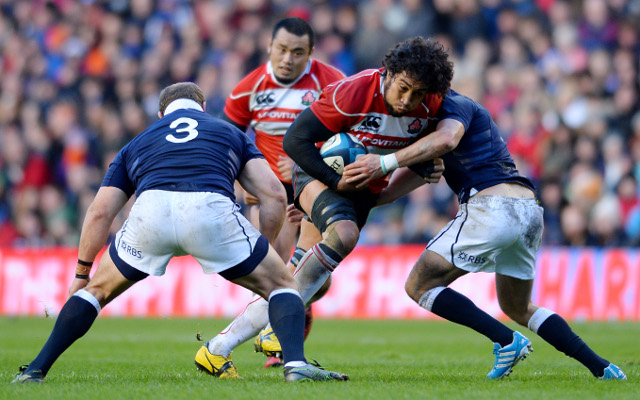 Scotland defeat a determined Japan at Murrayfield