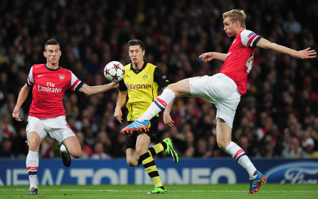 The 10 best Premier League centre-backs this season: Chelsea's Terry pipped by Arsenal star