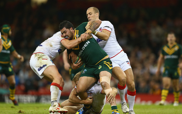 Recalled Lee Mossop says England side can win the World Cup