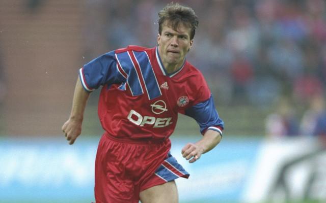 Lothar Matthaus Bayern Munich