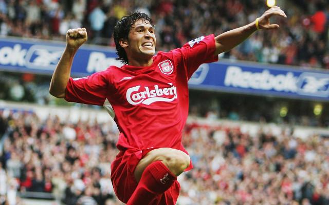Luis Garcia Liverpool