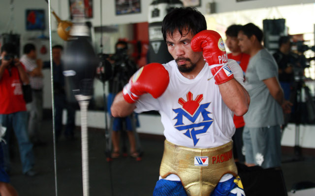 Brandon Rios says he wants to retire Manny Pacquiao