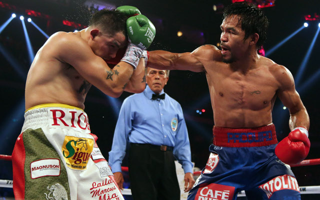Manny Pacquiao draws on plight of homeland to beat Brandon Rios