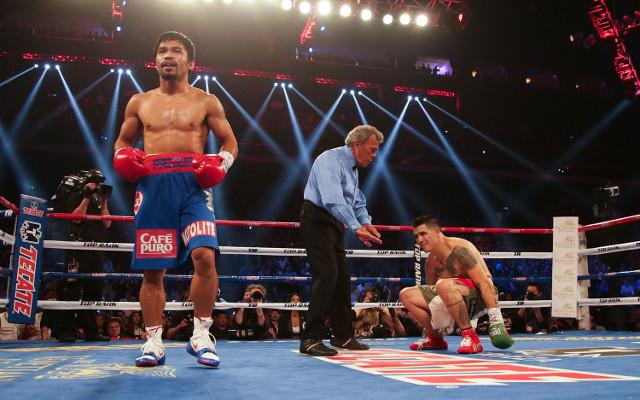 Manny Pacquiao v Brandon Rios: Full fight highlights