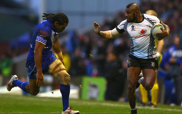 Fiji move through to Rugby League World Cup semi-finals