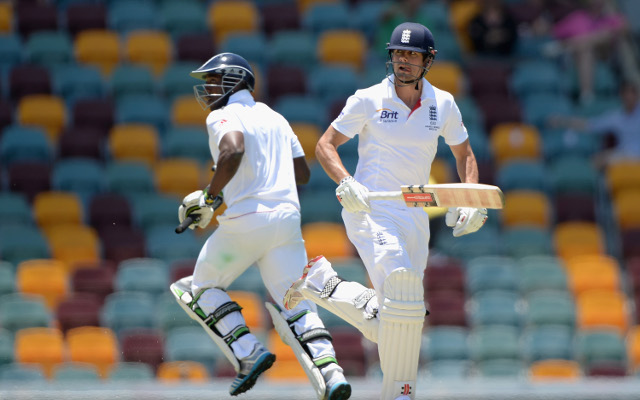 Michael Carberry Alastair Cook